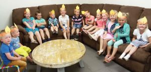 Kinderen kerk emst